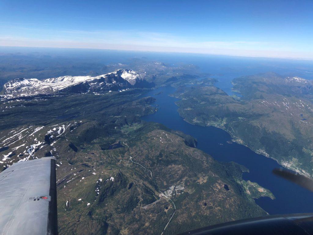 Sogn Og Fjord in Norway